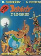 ASTERIX - ASTERIX ET LES INDIENS ( UDERZO / GOSCINNY  ) - Astérix