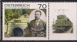 2013.17.04 Austria  Österreich Mi 3064**MNH Julius Lott - 1945-.... 2nd Republic