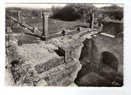 Cp ,21 , Alise Sainte Reine , Fouilles D'Alésia ,monument à Crypte , Ed : Combier , Vierge - France