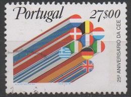 PORTUGAL  N°1533__OBL VOIR SCAN - Oblitérés