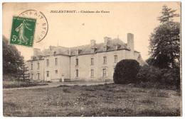 CPA - MALESTROIT 56 Morbihan - 1906  Château Du Guen - Coll. Herviett - Malestroit