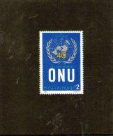 1985 -  40 Anniv. O.N.U. Mi 4200 Et Yv 3625 MNH - 1948-.... Republiken