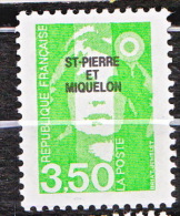 SPM   N� 589  NEUF** LUXE