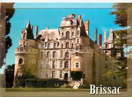 CPSM Château De Brissac   L1303 - Francia