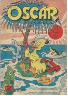 """OSCAR LE PETIT CANARD  """" EXPLORATEUR """"  - MAT  - E.O. 19..  JEUNESSE JOYEUSE - SPE ( REQUIN ) - Oscar"""