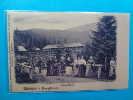 Harghita-Baile Ciceu;Hargittarol-Csicso- Furdo - Rumänien