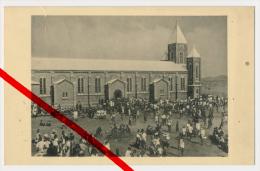 PostCard - Malawi Nyassaland Njassaland - Palombe Catholic Church - 1932 - Malawi