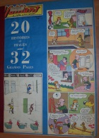 1960  Vaillant Le Journal Le Plus Captivant 806 - Vaillant