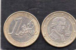 PIECE DE 1 EURO AUTRICHE 2009 - Autriche