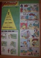 1960  Vaillant Le Journal Le Plus Captivant 807 - Vaillant