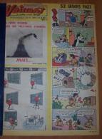 1960  Vaillant Le Journal Le Plus Captivant 808 - Vaillant
