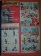 1960  Vaillant Le Journal Le Plus Captivant 809 - Vaillant
