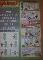 1960  Vaillant Le Journal Le Plus Captivant 811 - Vaillant