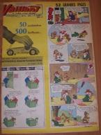 1960  Vaillant Le Journal Le Plus Captivant 812 - Vaillant