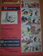 1960  Vaillant Le Journal Le Plus Captivant 813 - Vaillant