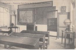 Ruysselede    Pensionnat Notre-Dame Des VII Douleurs  Une Classe            Scan 4548 - Ruiselede