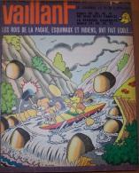 1964 Vaillant Le Journal Le Plus Captivant No 1005-1020, Album Relie, Bound Album,  Album Rilegato - Vaillant
