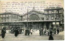 Paris  Gare De L'Est - Transport Urbain En Surface