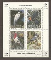 AVES - ARGENTINA 1993 - Yvert #H57 - MNH ** - Oiseaux