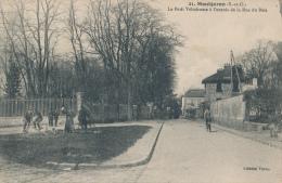 MONTGERON - Le Petit Vélodrome - Montgeron