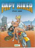 "PAPY BIKER "" EASY RIDE ""  - JEANFEVRE / SULPICE - E.O. MAI 2000  BAMBOO - Paparazzi, Les"