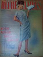 1963 Heures Claires - Nouvelle Série No 306-310;312-313;315-323,A Lbum Relie, Bound Album,  Album Rilegato - Libri, Riviste, Fumetti