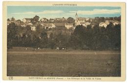 ST-THOMAS EN ARGONNE Les Pâturages De La Vallée De L'Aisne Env. 1915 - France