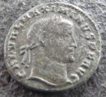 #290 - Maximianus - GENIO IMPERATORIS - VF! - 6. La Tétrarchie (284 à 307)