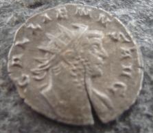 #293 - Gallienus - VIRTVS AVG  - VF! - 5. L'Anarchie Militaire (235 à 284)