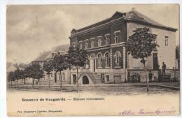 Hoegaarden : Maison Communale (1901) - Hoegaarden