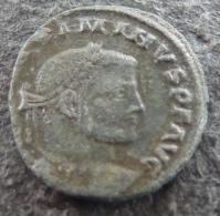#295 - Maximianus - GENIO POPVLI ROMANI - F! - 6. La Tétrarchie (284 à 307)