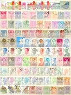 Belgie - Belgique - Z-1105 - 100  Zegels-timbres -  0,40 Euro - Collections