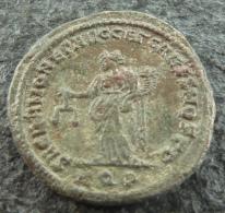 #351 - Diocletianus - SACRA MONET AVGG ET CAESS NOSTR - VF! - 6. La Tétrarchie (284 à 307)