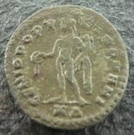 #352 - Maximianus - GENIO POPVLI ROMANI - F! - 6. La Tétrarchie (284 à 307)
