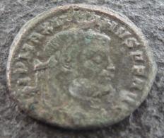 #353 - Maximianus - GENIO AVGVSTI - F! - 6. La Tétrarchie (284 à 307)