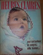 1963 Heures Claires - Nouvelle Série No 324-339,Album Relie, Bound Album,  Album Rilegato - Libri, Riviste, Fumetti