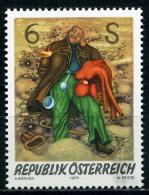 Österreich - Michel 1537 - ** Postfrisch - Gemälde Arik Brauer - Wert: 1,30 Mi€ - 1945-.... 2nd Republic