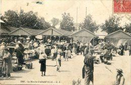 C P Le Marché D'Adamville - France