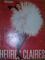 1964 Heures Claires No 1-11, Album Relie, Bound Album,  Album Rilegato - Libri, Riviste, Fumetti