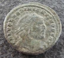 #356 - Maximianus - GENIO POPVLI ROMANI - VF! - 6. La Tétrarchie (284 à 307)