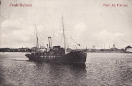 FREDERIKSHAVN,  Parti Fra Havnen - Suecia