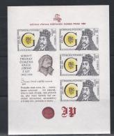 Tchecoslovaquie 1988 Bloc 84A* MNH Cote 15 Euro - Blocchi & Foglietti