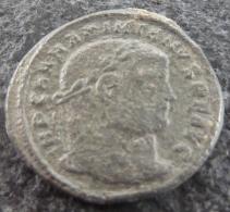 #359 - Maximianus - GENIO POPVLI ROMANI - VF! - 6. La Tétrarchie (284 à 307)