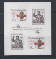 Tchecoslovaquie 1988 Bloc 76Aa ND* MNH Cote 20 Euro - Blocchi & Foglietti