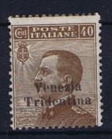 Italy: Venezia Trentino Tridentia  Sa 24 MH/*, - Trentino