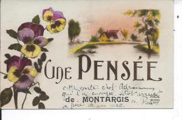 Une Pensée De MONTARGIS - Montargis
