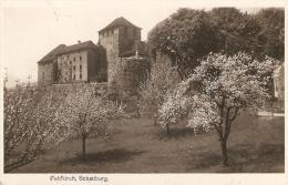 Old Feldkirch Postcard, Schattburg, Karberger, 1936 - Österreich