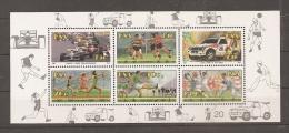 AFRICA DEL SUR 1992 - Yvert #H29 - MNH ** - Hojas Bloque