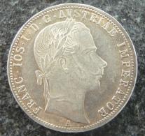 Österreich / Austria - Franz Joseph I - 1 FL (Gulden) - 1861 - A - VZ! - Autriche