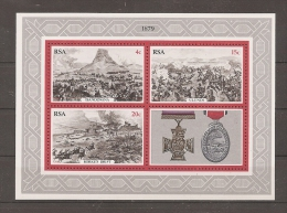 AFRICA DEL SUR 1979 - Yvert #H7 - MNH ** - Hojas Bloque